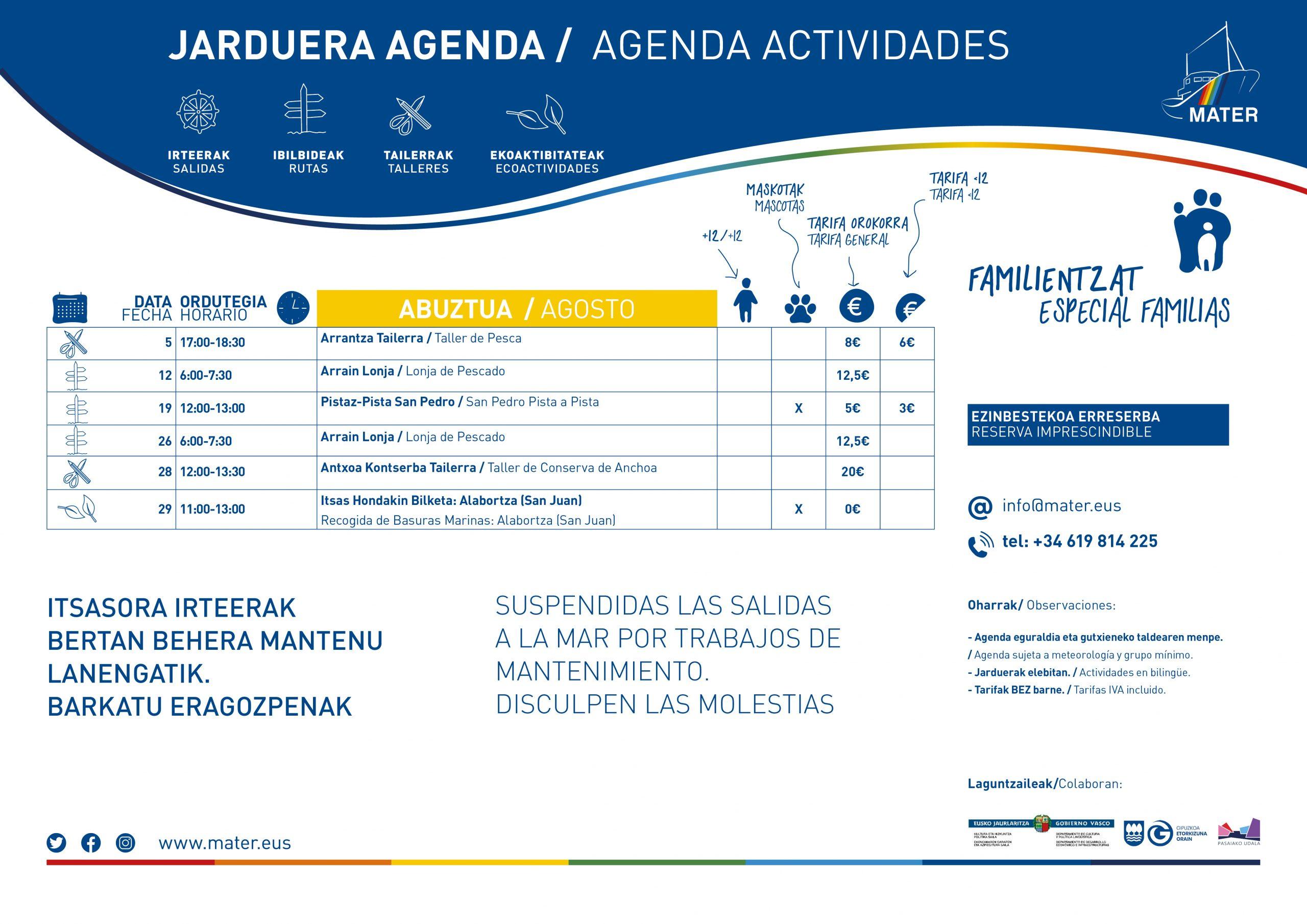 Agenda Abuztua A3 2021 bertan behera 3