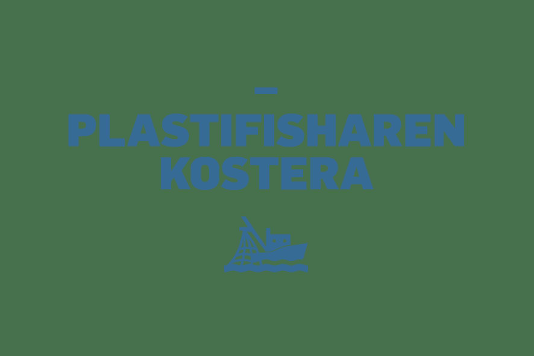 Plastifisharen kostera logo