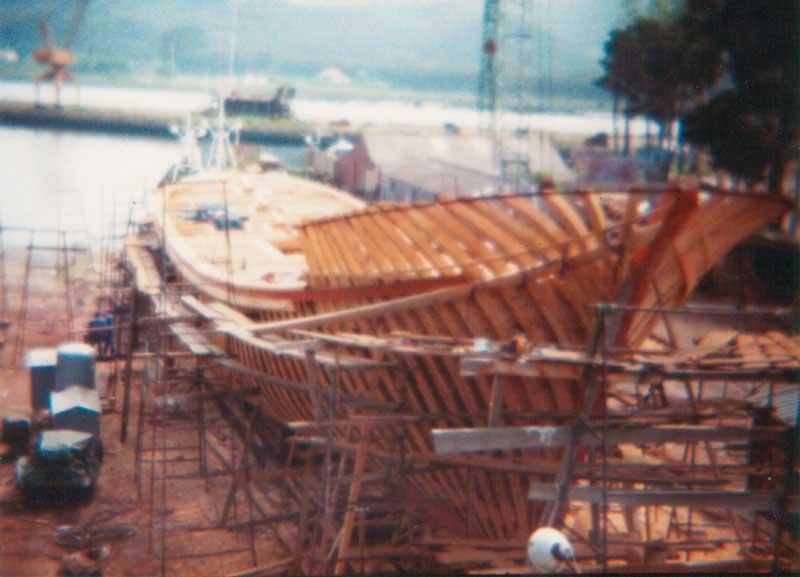 Mater Barco Historia Casco 1