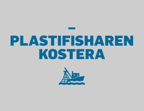 ¡Plastifisharen Kostera ya está en marcha!