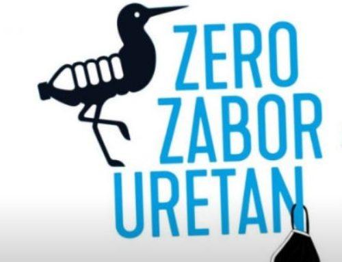 """Campaña """"ZERO ZABOR URETAN"""""""