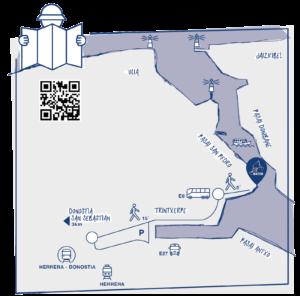 MATER Mapa de Ubicación